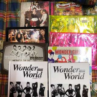 Wonder girls 絕版