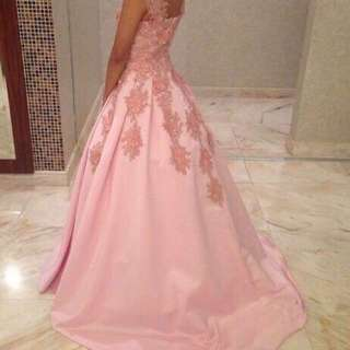 Gown - Pink (for JS Prom, Debut, etc.)
