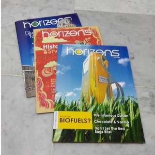 USED Horizon Magazine Sale!