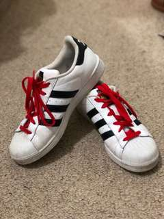 ADIDAS SUPERSTAR. FREE SHIPPING