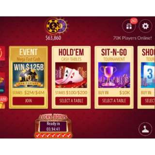 Zynga Poker chips for CHEAP CHEAP SELL !!!!!!