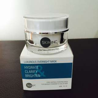 Skin Inc Pure Deepsea Hydrating Mask 30ml