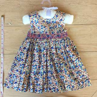 Baby Dress Size 1t (12 months)