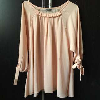 Lure blouse