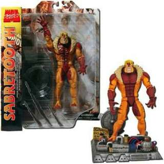 Marvel Diamond Select Sabretooth