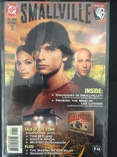 Smallville Rare DC Comic collector edition.