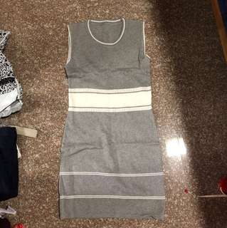 Ladies knit dress
