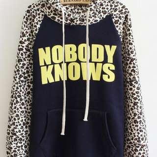 Nobody Knows Hoddie Jacket