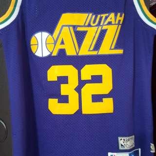 Utah Jazz Classic Jersey