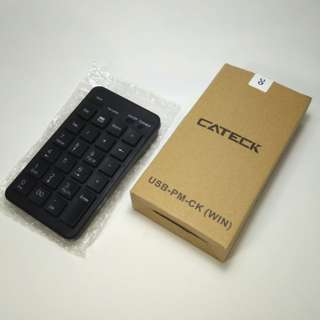 Cateck Bluetooth Number Pad