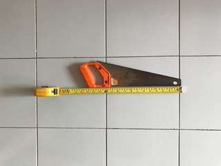 Wood hand saw for sale