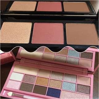 Makeup Revolution x Nip + Fab