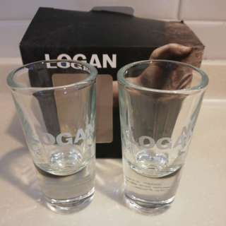 Shot glasses collectible