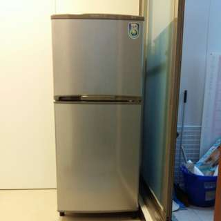 LG149公升雙門電冰箱