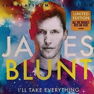 James Blunt: The Platinum Collection - 4 CDs