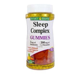 Nature's Bounty, Sleep Complex Gummies