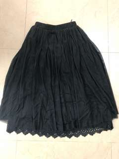 Cinema club Japan skirt