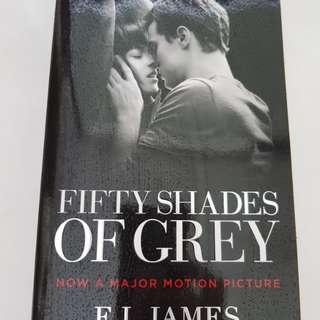 Novel 50 Shades of Grey series