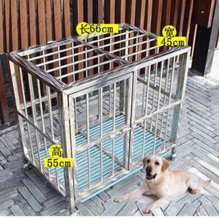 ~Stainless Steel Cage ~ 100% Brand New ~ Free Delivery~