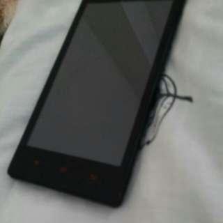 紅米手機  red mi phone fully working 80%new