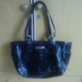 Genuine Coach Ladies Handbag (Black)