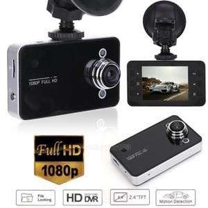 Car Camera Camcorder DashCam DVR 1080P FullHD