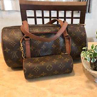 Authentic LV Papillon