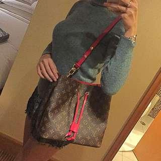LV sling handbag