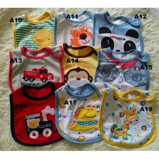Carter's Bib Any 5 for $10