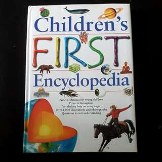 Children's First Encyclopedia