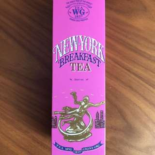 全新 Tea WG New York Breakfast Tea 茶葉 (100g)