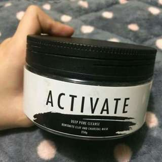 Activate Facial mask
