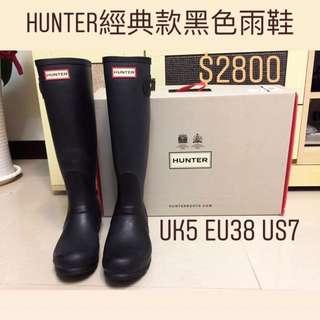 Hunter經典雨鞋