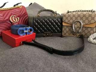 Gucci Chanel Ferragamo