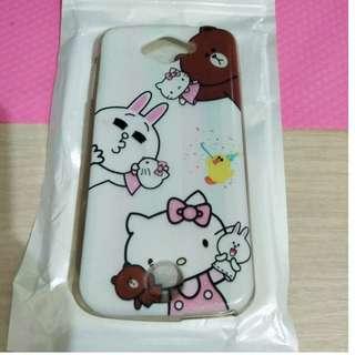 近全新 ACER Z530 手機殼 手機套 LINE 熊大 兔兔 Kitty KT 空壓殼 保護殼#一百元好物