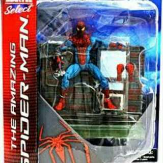 Marvel Diamond Select The Amazing Spider-Man