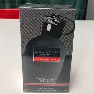 BNIB: M'AYCREATE EDT 100ml
