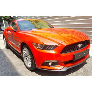 FORD MUSTANG 2.3 ECOBOOST SHAKER AUDIO (A) OFFER UNREG 2016