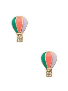 Kate Spade Hot Air Balloon Earrings Studs