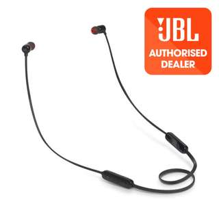 JBL T110BT Bluetooth Headphone with Mic - 12 Months Singapore Warranty