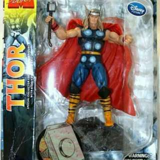 Marvel Diamond Select Disney Store Thor