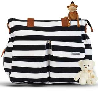 Valendres Baby Diaper Bag