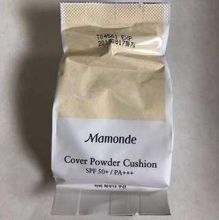 Mamonde Shade#21 Cover Powder Cushion