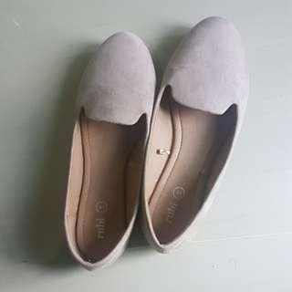 Rubi Suede Flatshoes