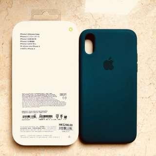 Apple原裝iPhone X Silicon Case