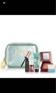 Benefit work kit girl makeup gift set