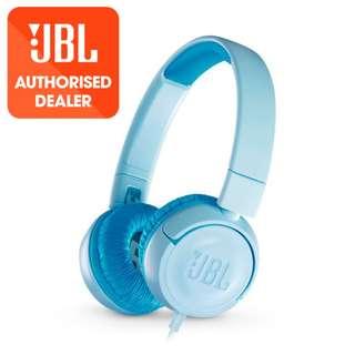 JBL JR300 Headphones for Kids volume limit 85dB - 12 Months Singapore Warranty