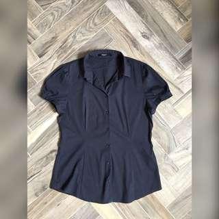 G2000 Navy Blouse (size 36)