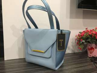 Ted Baker Roselle Patent Xhatch