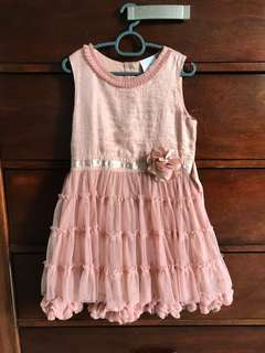 Authentic NEXT baby girl DRESS